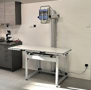Veterinary X-Ray table Aluvet Float